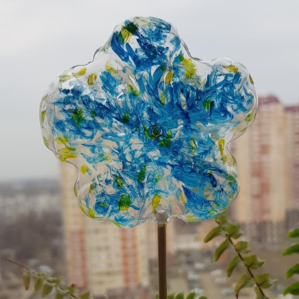 Поделки из пластиковых бутылок цветы