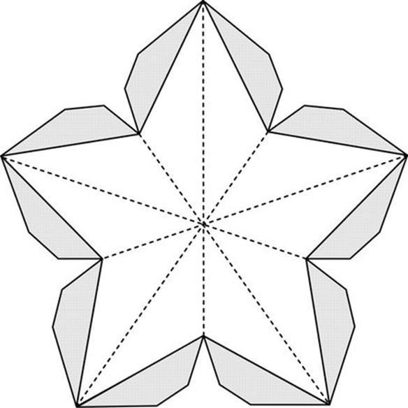Открытка на день Победы шаблон звезды